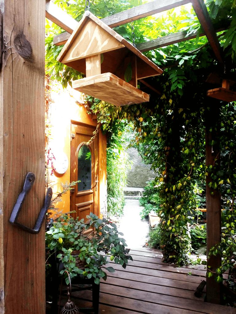 Záhradná pergola